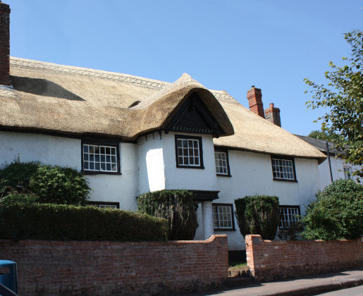 Thatch Roofer Exeter Devon